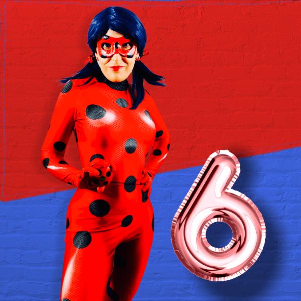 Lady B. 6. Geburtstag - Videobotschaft für Kinder